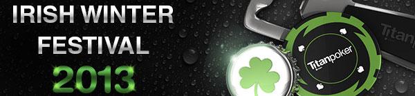 Irish Festival - сателлиты на Титан Покер