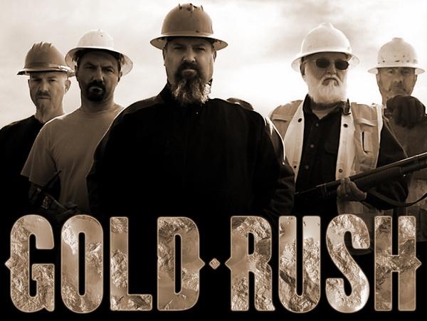 Full Tilt Gold Rush