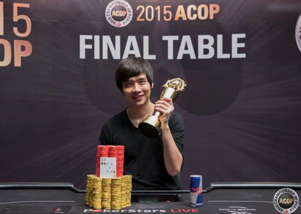 Jimmy Zhou ACOP