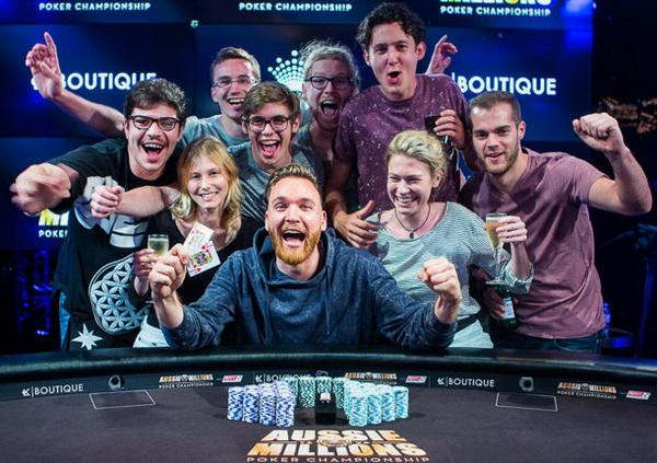 Aussie Millions $100 000 Challenge