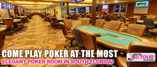 Hialeah Poker Room