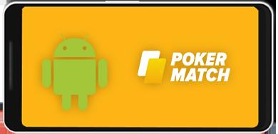 Как скачать мобильное приложение PokerMatch для Android.