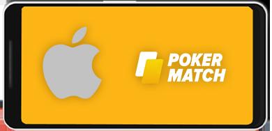 Как скачать мобильное приложение PokerMatch для iOS.